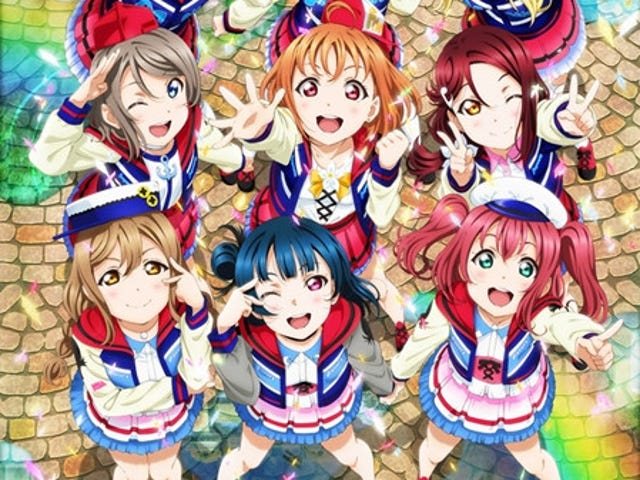 Here it is the new trailer of Love Live! Sunshine!! Movie