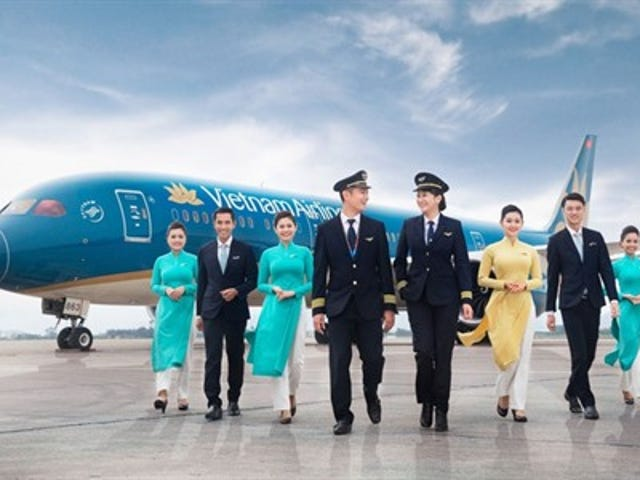 "CEO of Vietnam Airlines called us the ""best nation"""