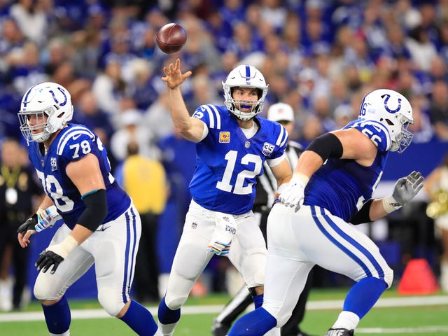 The Colts Can Block Now