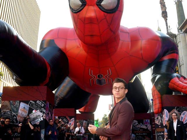 Tom Holland hjalp med at holde Spider-Man i MCU med en 11. timers appel