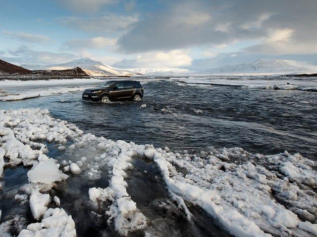 36 uur gletsjers en stoom in IJsland
