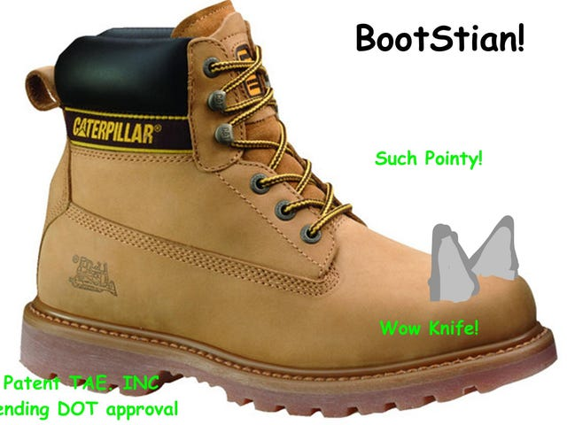 ¡Introducing the BootStian!