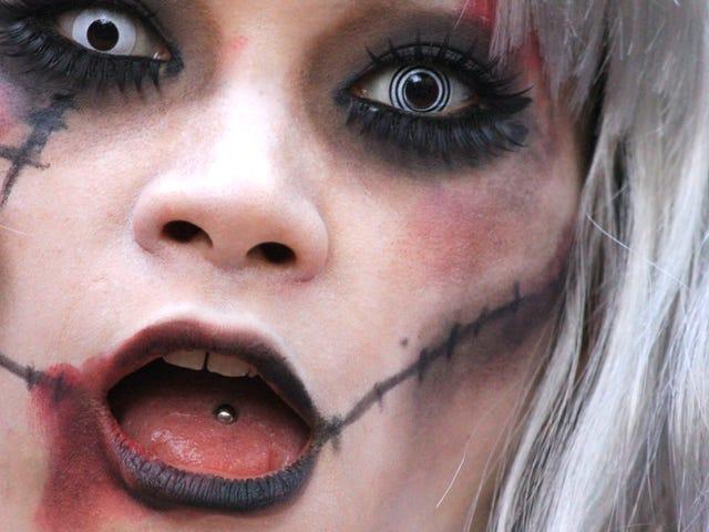 Безопасны ли Хэллоуин?