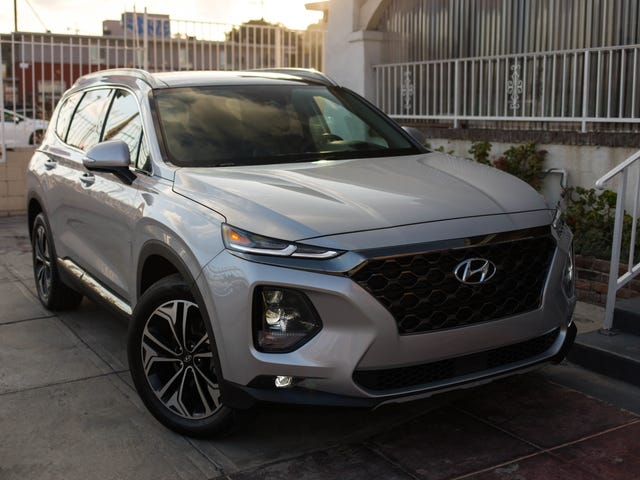 Five Things We Loved About The 2020 Hyundai Santa Fe Limited