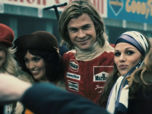 Aw man :( Niki Lauda died yesterday