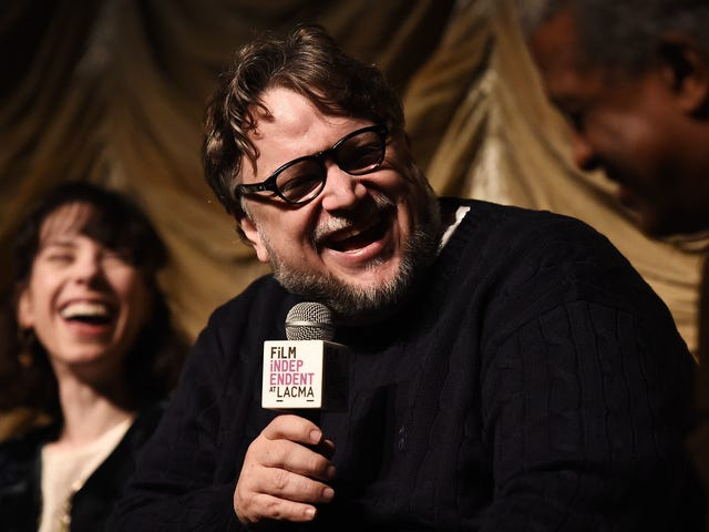 How The Strain Made Guillermo del Toro's The Shape of Water Possible