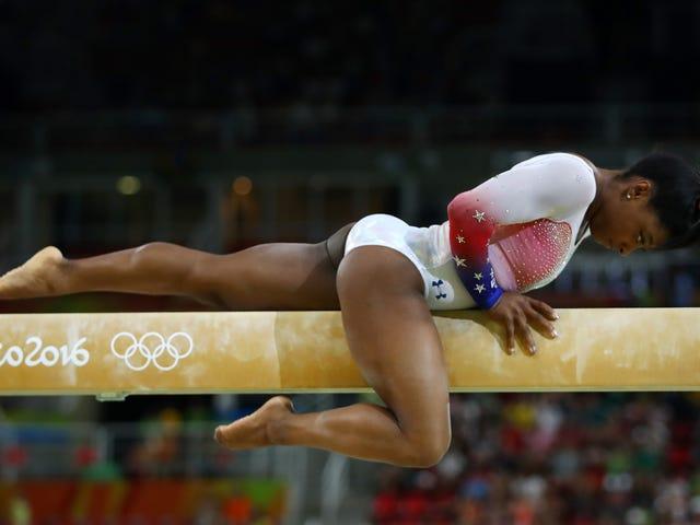 Без Simone Biles, США Гімнастика широко відкрита