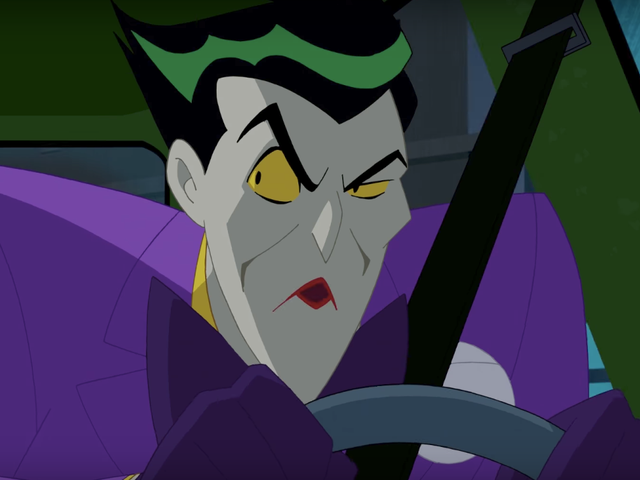 The Joker Gets His Mind Blown When He Kidnaps Mark Hamill in Justice League Action