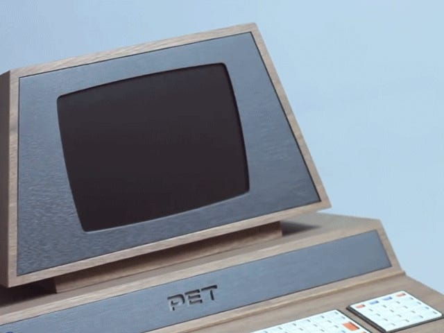 This Handcrafted Commodore PET 2001 Is the Most Elite Retro Device that Money (Probably) Can't Buy