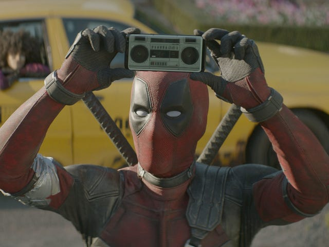 The First Deadpool 2 Reactions Are Here... and They're Appropriately Offbeat