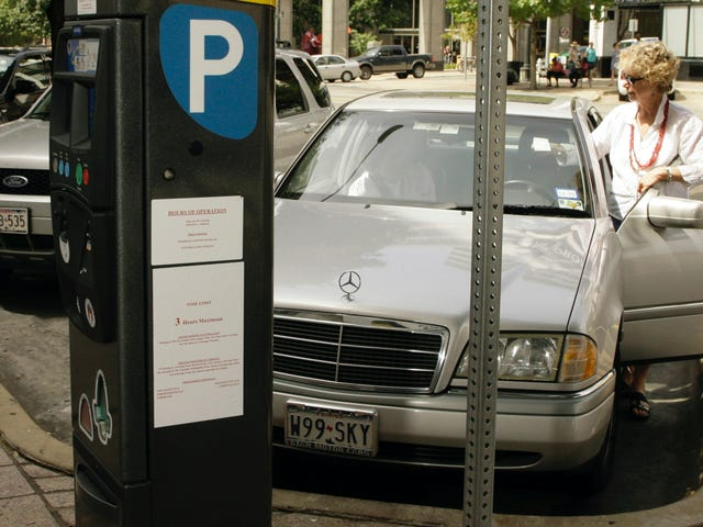Austin Now Waives Your Parking Tickets If You Don't Drive Home Drunk