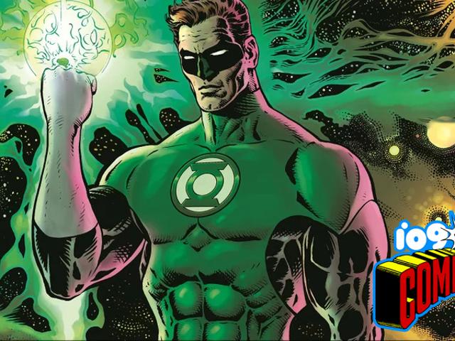 Hal Jordan Returns to Space Cop Duties in Grant Morrison and Liam Sharp's New Green LanternComic