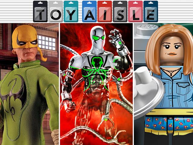 Doktor Octopus fordert eine überlegene Actionfigur und mehr der besten Spielzeuge der Woche