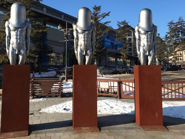 Weird Statues Of The Olympics, Ranked