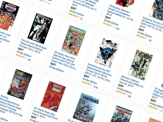 Dozens of DC Digital Comics Are Absolutely Free Right Now
