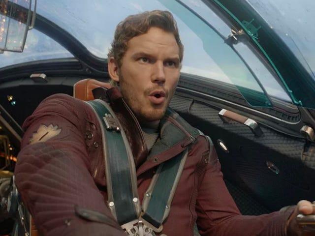 Chris Pratt Seems ConfidentGuardians of the Galaxy Vol. 3 Will Use James Gunn's Script