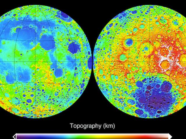 Kinas Lunar Mission har fundet Mantle Materiale på Månens Færre Side