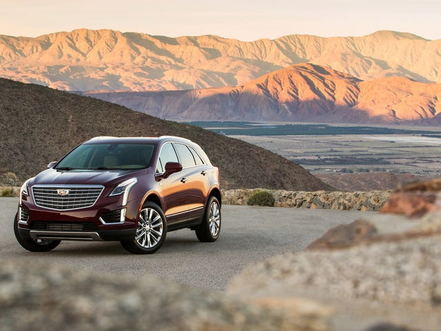 How Cadillac Will Tackle The Crossover Craze: More Crossovers