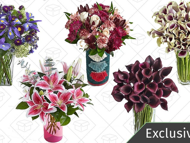 Get Your Mother's Day Flowers Delivered For 25% Off [Exclusive]