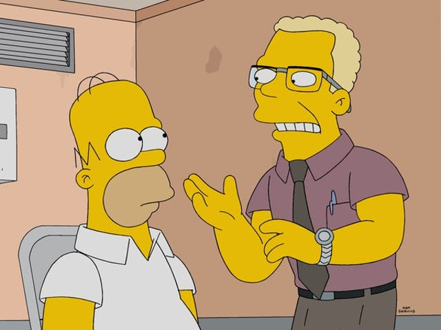 "The Simpsons: ""Bull-E"""