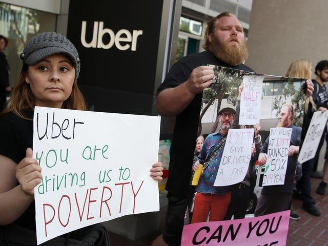 Як Корпоративні помилки автоматизації палива жорстокості Uber і Lyft