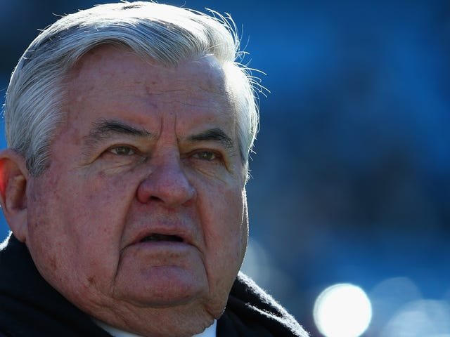 Report: Panthers Owner Jerry Richardson Both Sexually Harassed And Was Racist With Employees
