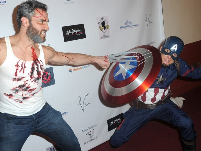 Comcast decides to let Wolverine fight Captain America after all