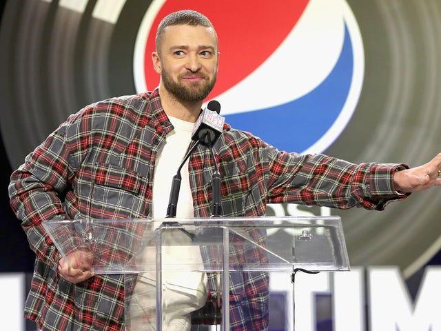 Przygotuj się na głębokie niezadowolenie z Super Bowl Performance Justina Timberlake'a