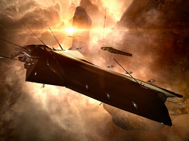 Another Alien Faction Is Waging War In EVE Online