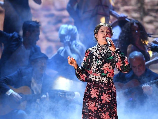 Наталія Лафур Каде приносить їй пристрасть до Мексики до Оскарів