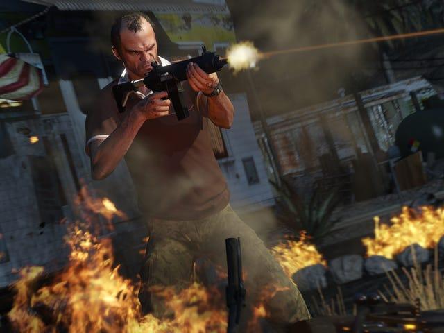 Grand Theft Auto V är på spelkort nu