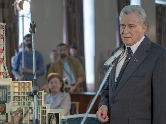 真実はChernobylのフィナーレに出てきます