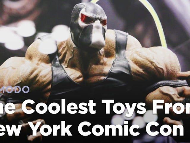Mainan Yang Maha Mulia Kita Melihat di New York Comic Con Tahun Ini