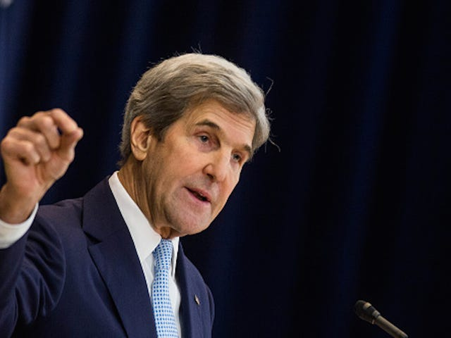 John Kerry Issues Apology for State Department's LGBTQ Discrimination