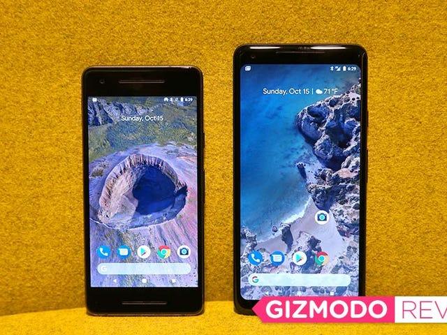 Review ng Pixel 2: Mga Google Sticks sa Ano Ito ang Pinakamahusay