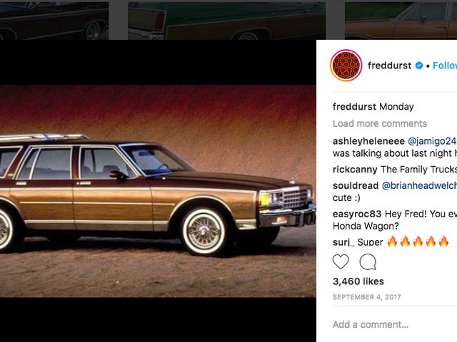 Let's Take Just a Minute to Appreciate Fred Durst's Instagram
