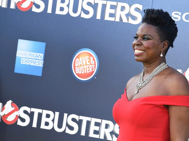 Leslie Jones' Personal Information and Photos Reportedly Exposed in Horrific Website Hack