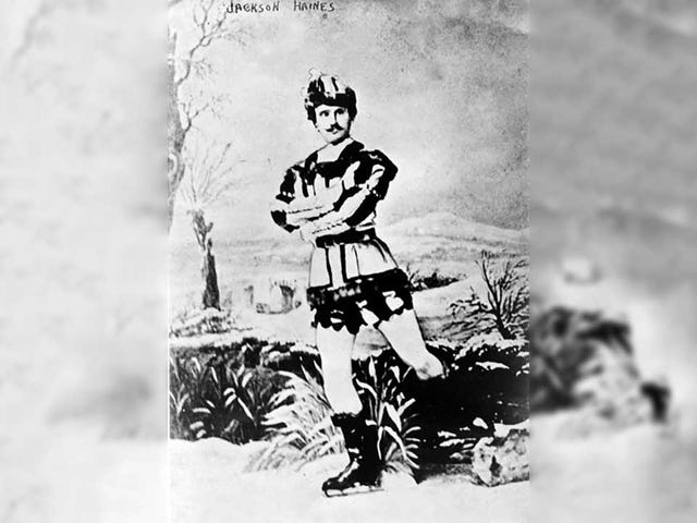The Father Of Artistic Figure Skating Is A New Yorker Who Lived During The 19th Century