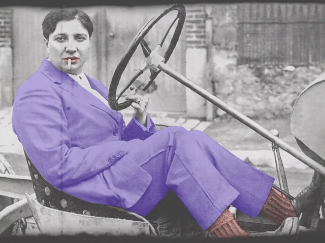 The Racing Driver Who Cut Off Her Breasts And Aided The Nazis, Explained