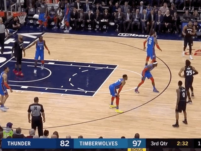 Turns Out Karl-Anthony Towns Is Still Pretty Good