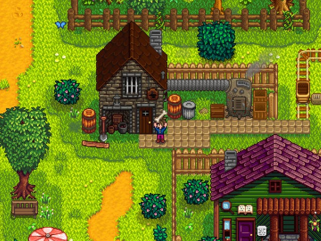 <i>Stardew Valley</i> Made More Money On Steam Than Most Holiday Blockbusters