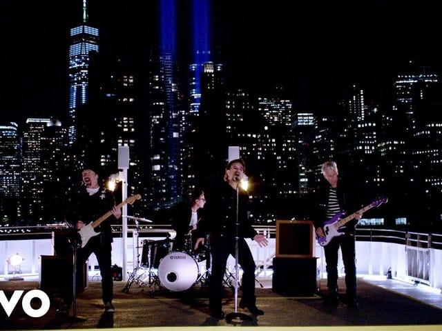 Track: Bạn là điều tốt nhất về tôi |  Thể hiện: U2 |  Album: Bài hát kinh nghiệm