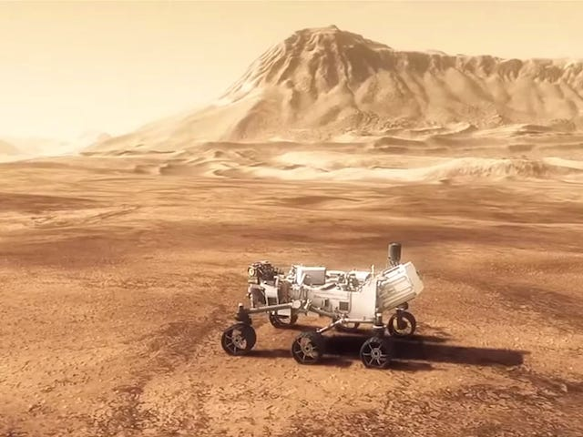 Here's A Six-Minute Summary of the Curiosity Rover Mission