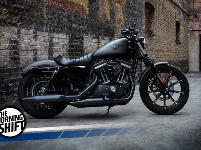 Ο Harley-Davidson βρίσκεται σε δυσκολία