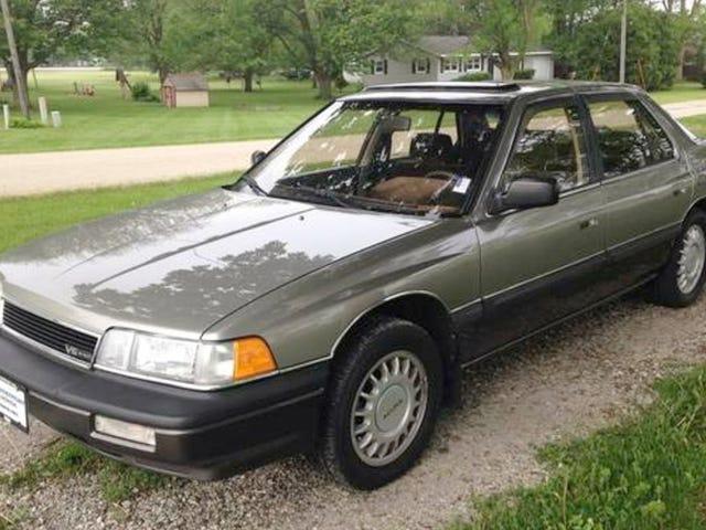 За $ 2300, может ли это легенда Acura 1988 быть легендарной?
