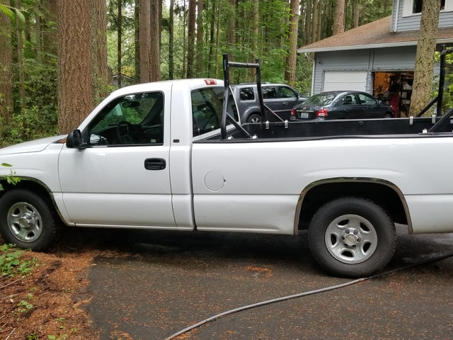 Want to buy my truck?