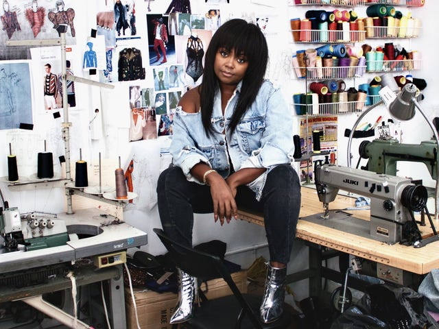 Behind the Seams: Brea Stinson Uses Couture to Create Culture