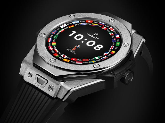 I'll Get Excited About Hublot's New Smartwatch When Jay Z Actually Wears It