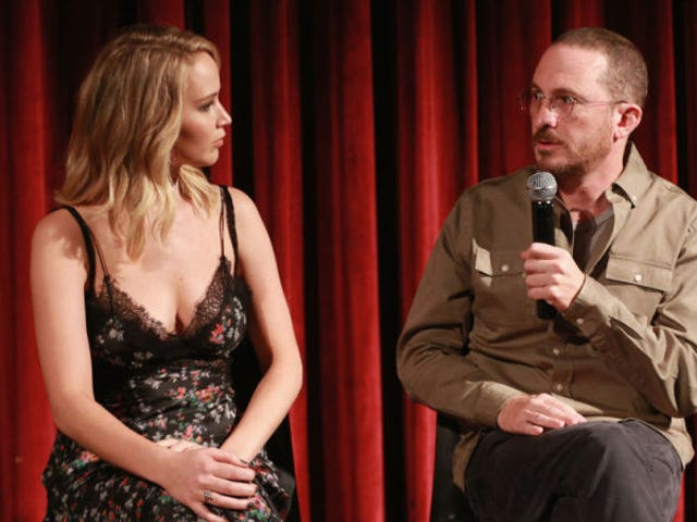 Jennifer Lawrence and Darren Aronofsky Reportedly Hanging Out Again, 'Just Seeing What Happens'