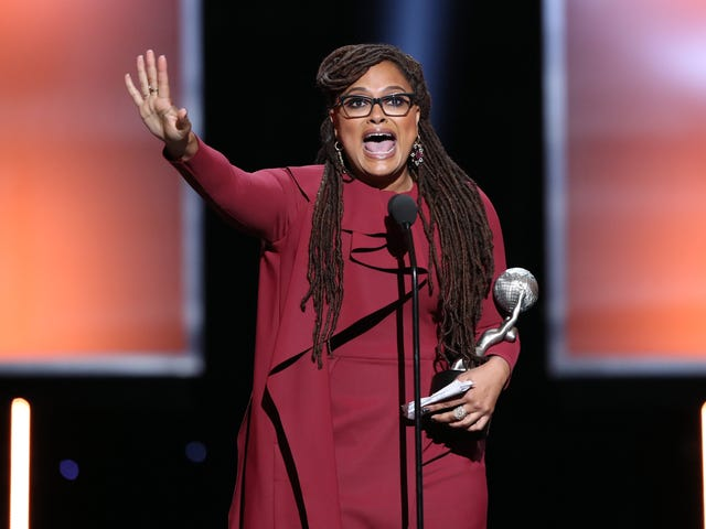 Ava DuVernay Says Not So Fast on the Gold Star, Hollywood: 'We Sit on Top of a Broken System'